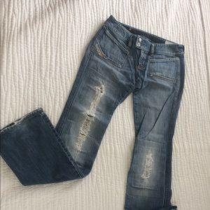 Diesel Hush DS Jeans